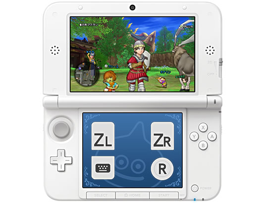 3DS Dragon Quest X
